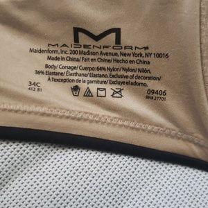 Maidenform Intimates & Sleepwear - Maidenform Black Bra sizes 34C